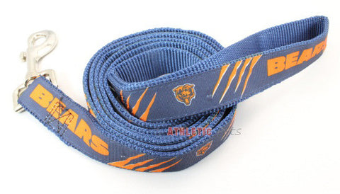 Chicago Bears Premium Dog Leash 2 (Discontinued)