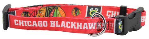 Chicago Blackhawks Dog Collar (Discontinued)