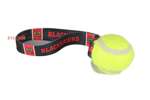 Chicago Blackhawks Tennis Ball Toss Toy