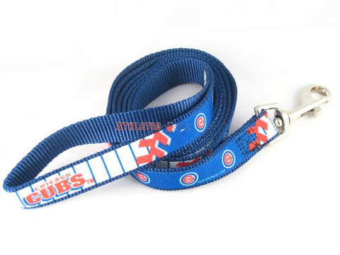 Chicago Cubs Premium Dog Leash 2 (Discontinued)