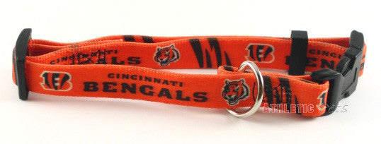 Cincinnati Bengals Dog Collar 2 (Discontinued)