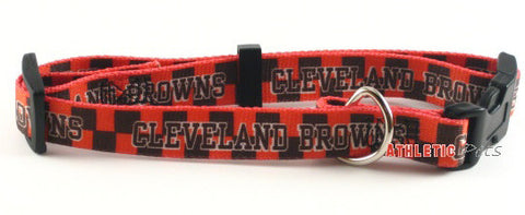 Cleveland Browns Dog Collar (Discontinued)