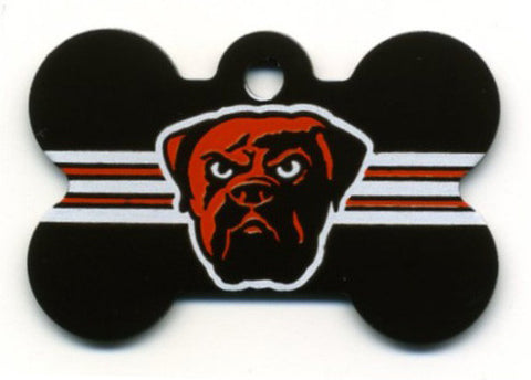 Cleveland Browns Dog ID Tag