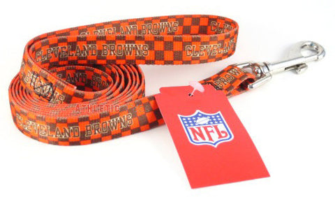 Cleveland Browns Dog Leash (Discontinued)