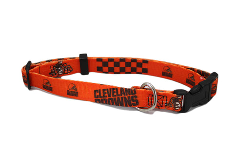 Cleveland Browns Dog Collar 2 (Discontinued)