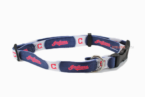 Cleveland Indians Dog Collar (Discontinued)