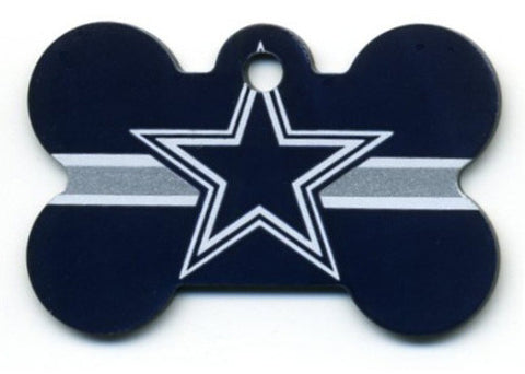 Dallas Cowboys Dog ID Tag