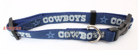 Dallas Cowboys Premium Dog Collar 2 (Discontinued)