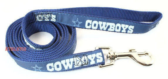 Dallas Cowboys Premium Dog Leash 2 (Discontinued)