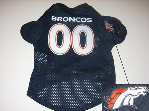 Denver Broncos Dog Jersey (Discontinued)