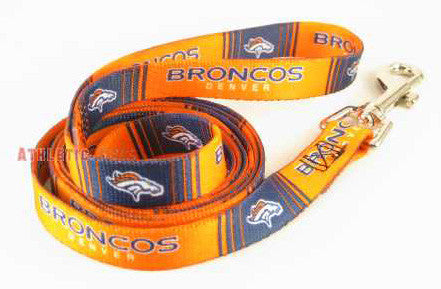 Denver Broncos Dog Leash 2 (Discontinued)