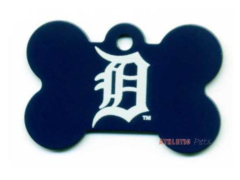 Detroit Tigers Dog ID Tag