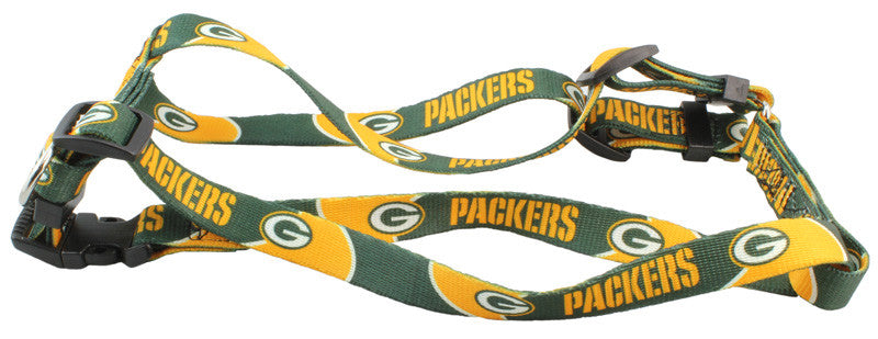 Green Bay Packers Dog Harness (Discontinued)
