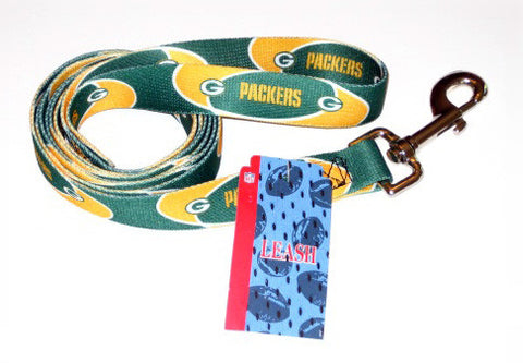 Green Bay Packers Dog Leash 2 (Discontinued)
