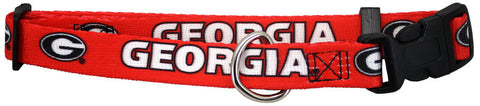 Georgia Bulldogs Dog Collar (Discontinued)