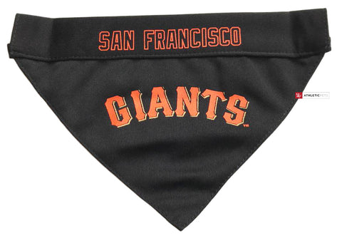 San Francisco Giants Reversible Dog Bandana
