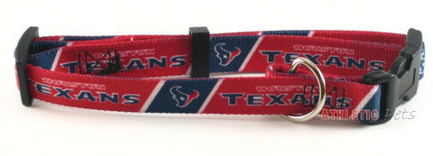Houston Texans Dog Collar 2 (Discontinued)