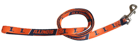Illinois Fighting Illini Dog Leash (Discontinued)