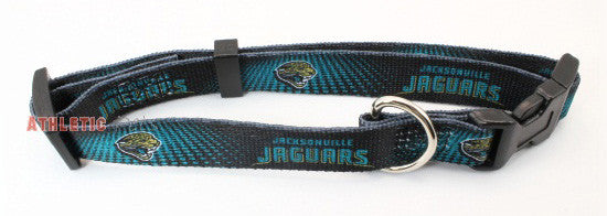 Jacksonville Jaguars Dog Collar (Discontinued)