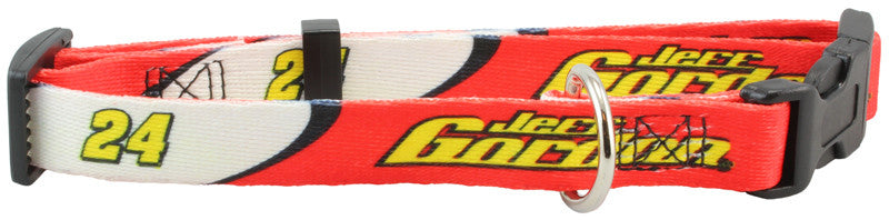Jeff Gordon Dog Collar