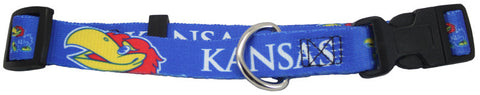 Kansas Jayhawks Dog Collar (Discontinued)
