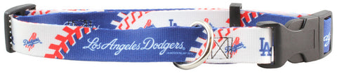 LA Dodgers Dog Collar 2 (Discontinued)