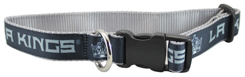 LA Kings Premium Dog Collar
