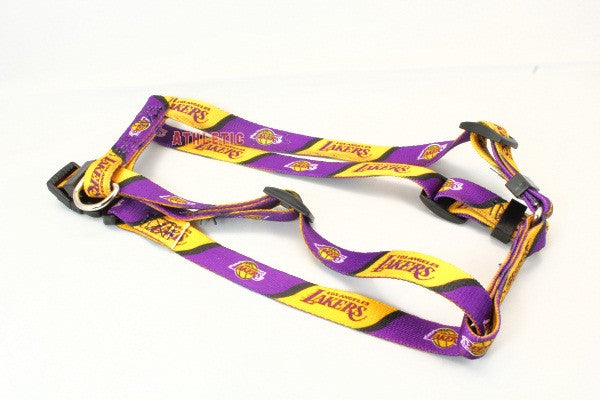 LA Lakers Dog Harness (Discontinued)