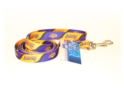 LA Lakers Dog Leash (Discontinued)