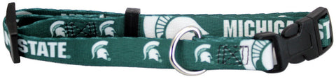 Michigan State Spartans Dog Collar (Discontinued)