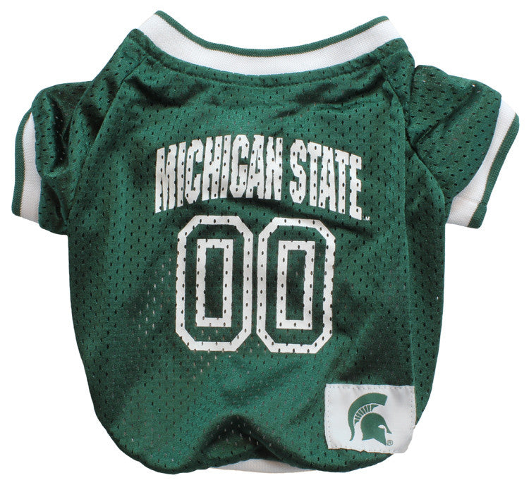 Michigan State Spartans Dog Jersey (Discontinued)