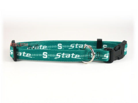 Michigan State Spartans Dog Collar 2 (Discontinued)