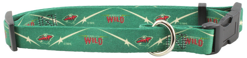 Minnesota Wild Dog Collar (Discontinued)