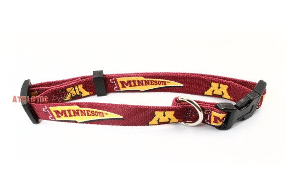 Minnesota Golden Gophers Dog Collar (Discontinued)