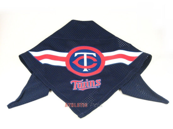 Minnesota Twins Dog Bandana (Discontinued)