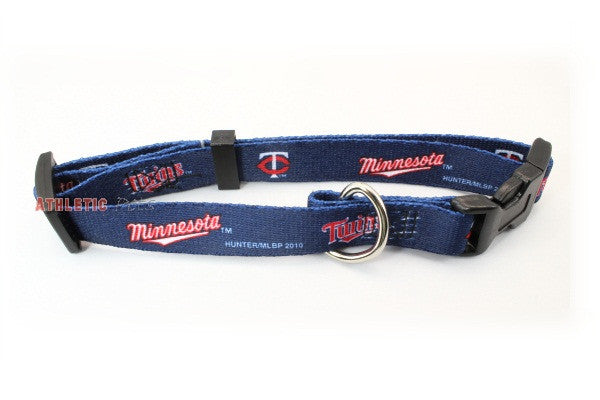 Minnesota Twins Dog Collar (Discontinued)
