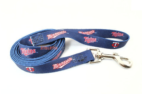 Minnesota Twins Dog Leash (Discontinued)