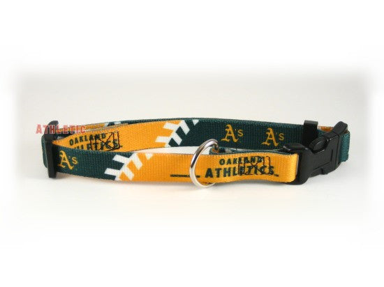 Oakland Athletics Dog Collar 2 (Discontinued)