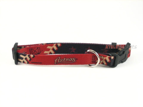 Houston Astros Dog Collar 2 (Discontinued)
