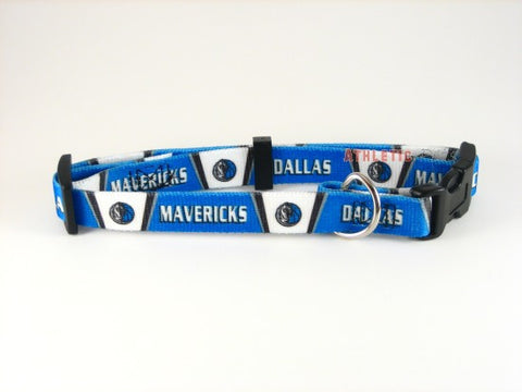 Dallas Mavericks Dog Collar (Discontinued)