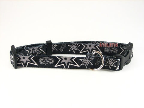 San Antonio Spurs Dog Collar 2 (Discontinued)