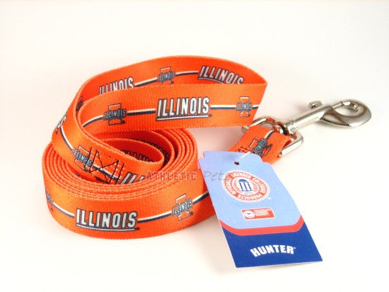 Illinois Fighting Illini Dog Leash 2 (Discontinued)