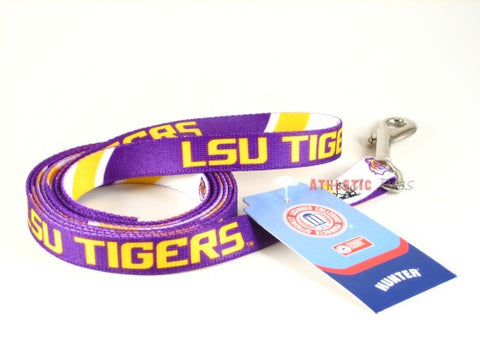 LSU Louisiana State Tigers Dog Leash (Discontinued)