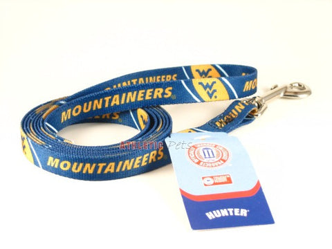 West Virginia Mountaineers Dog Leash (Discontinued)