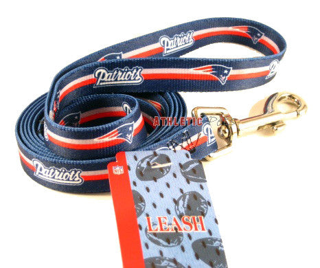 New England Patriots Dog Leash 2 (Discontinued)