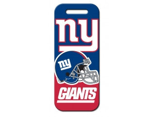 New York Giants Luggage Tag