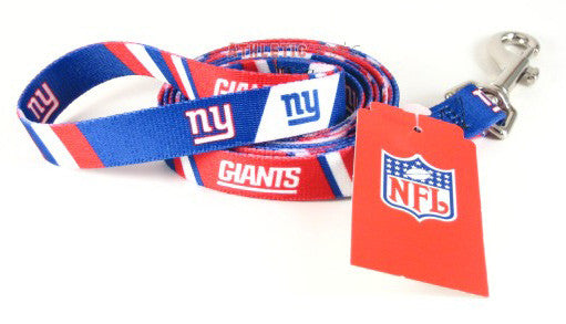 New York Giants Dog Leash (Discontinued)
