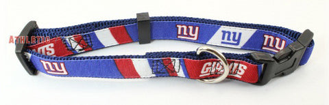 New York Giants Premium Dog Collar (Discontinued)