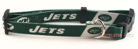 New York Jets Dog Collar (Discontinued)