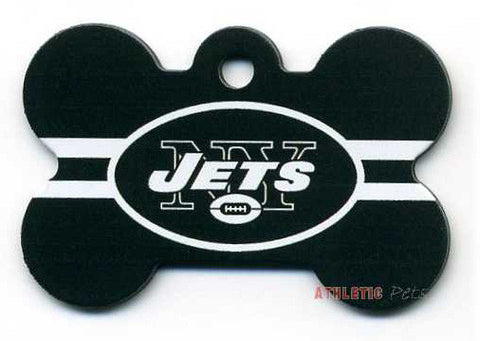 New York Jets Dog ID Tag